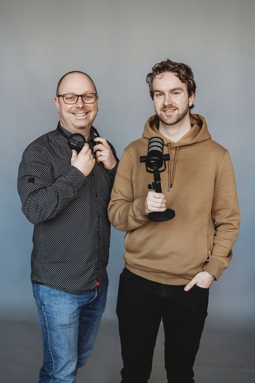 Podcast Studio Uden